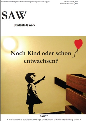 Cover der SAW#7