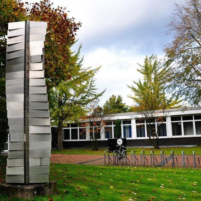 Foto des Schulgebäudes