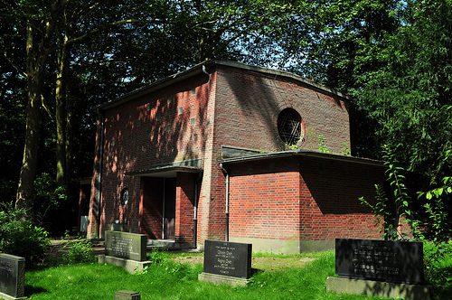 Jüdischer Friedhof Ückendorf