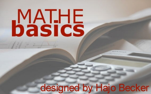 Mathe-Basics - Icon
