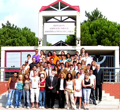 Comenius-AG in Byükcekmece
