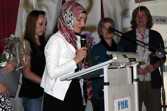 Foto der FHR-Feier