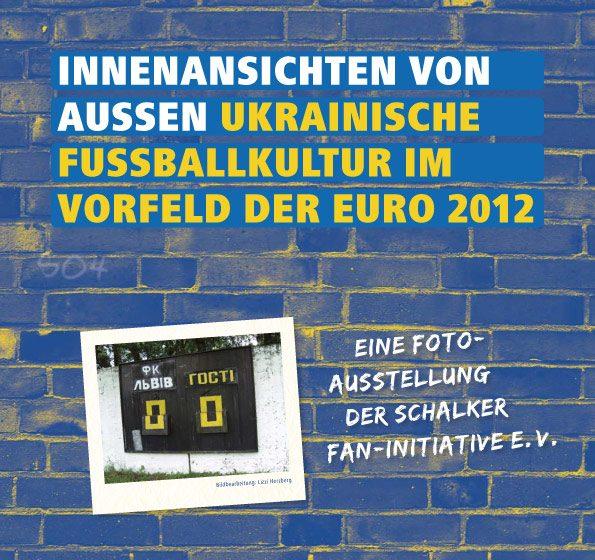 Anzeige: Ausstellung der Schalker Fan-Ini