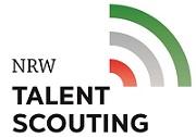 Logo und Link: NRW Talentscouting