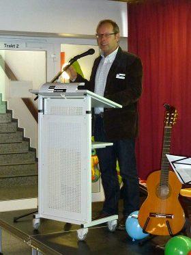 Foto: Günter Jahn - Schulleiter