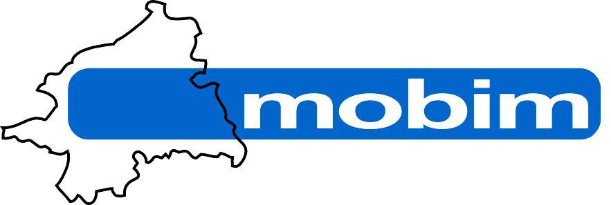Logo der mobim