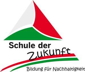 Logo Schule der Zukunft - Nachhaltigkeit
