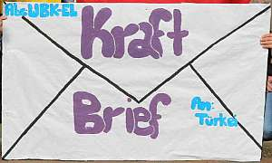 Foto: Kraft-Brief