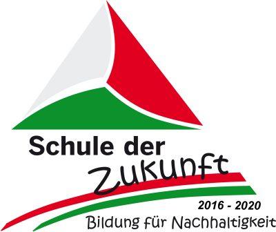 Logo Schule der Zukunft 2016-2020 in NRW - Stufe 2