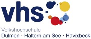 Logo: Kooperationskurse mit der VHS in Dülmen und Haltern am See